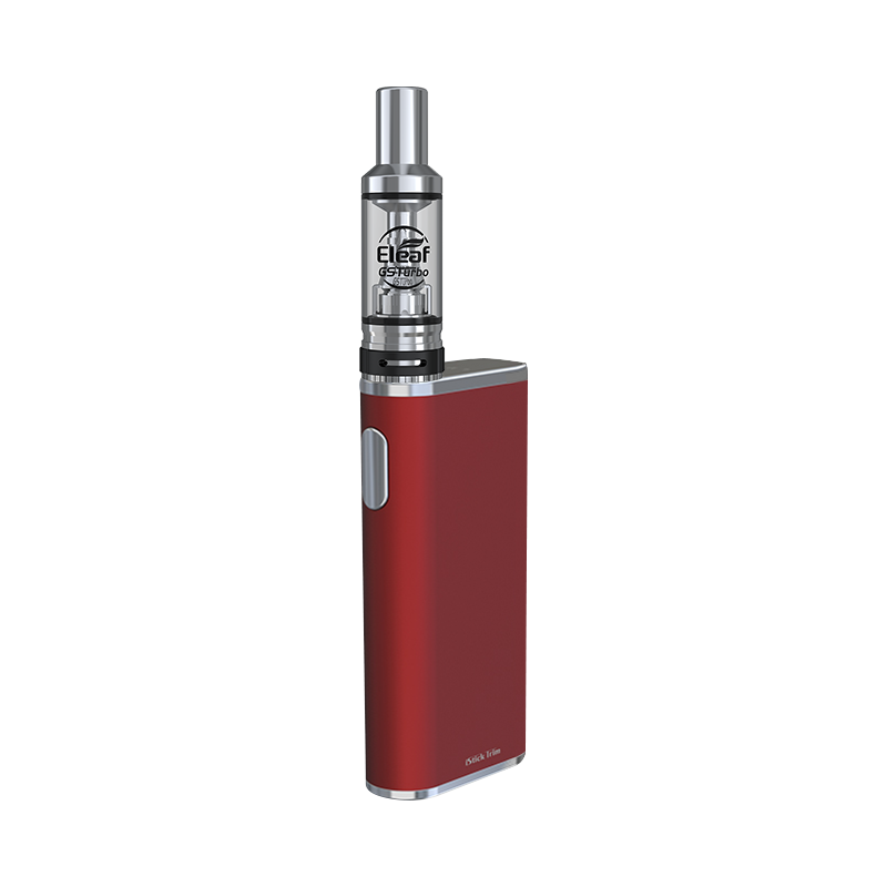 Elektronická cigareta: Eleaf iStick Trim Kit s GSTurbo (1800mAh) (Červená)