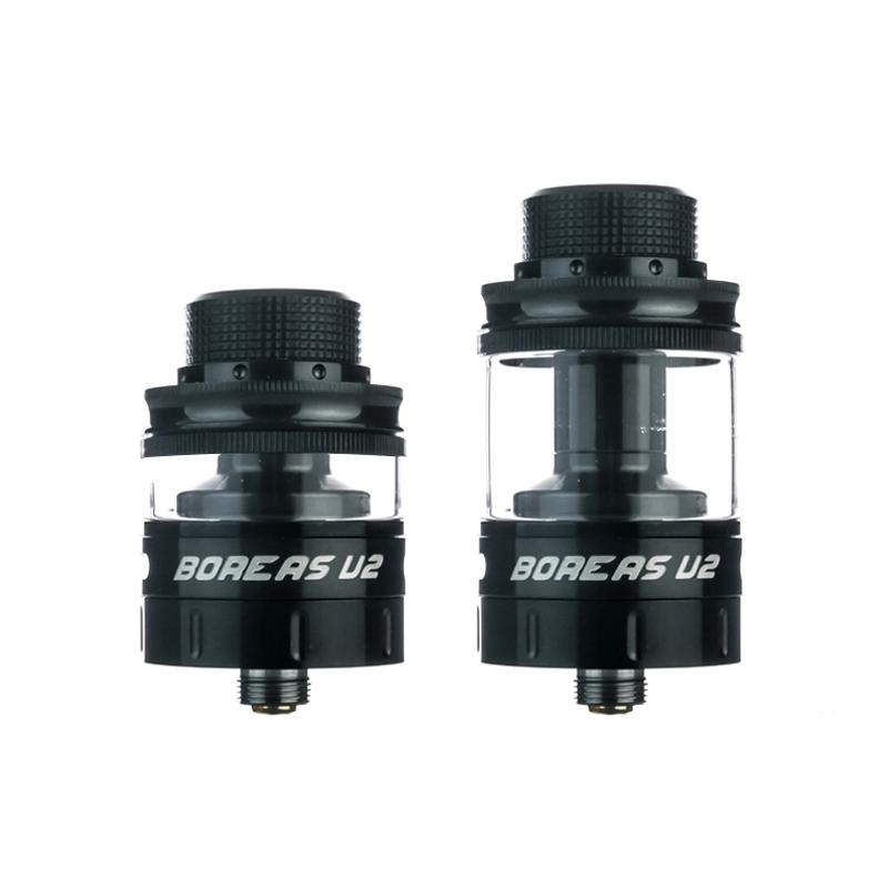 Clearomizér Augvape Boreas V2 RTA 2,5ml/5ml (Černý)