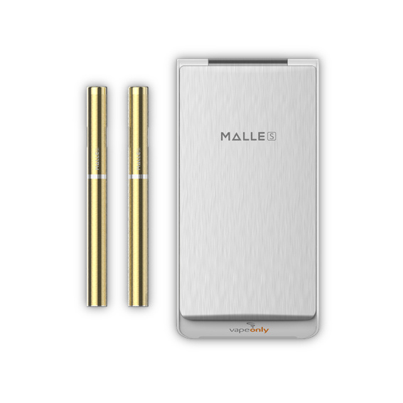 Elektronická cigareta: VapeOnly Malle S PCC Kit (2250mAh) (Bílá)