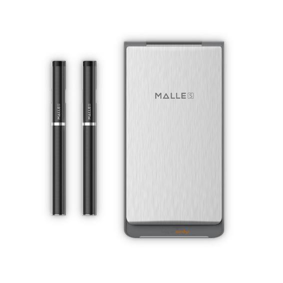 Elektronická cigareta: VapeOnly Malle S PCC Kit (2250mAh) (Šedá)