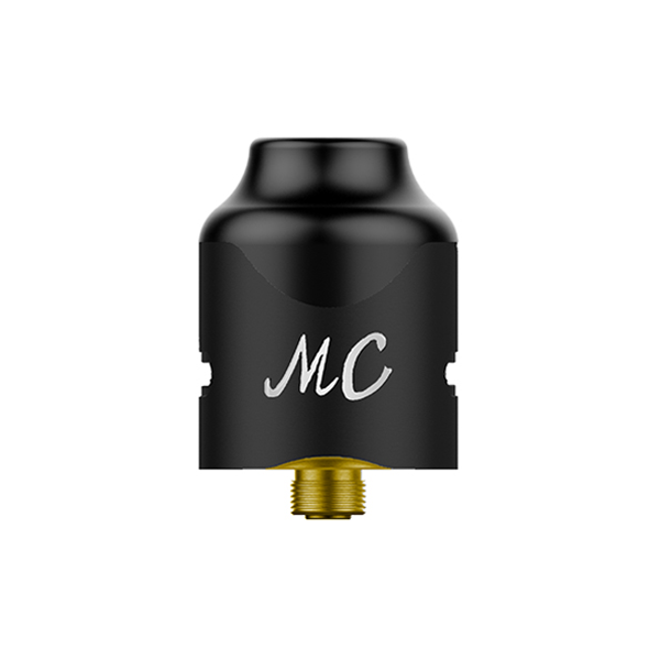 RDA atomizér SMOKJOY Mushroom Cloud (Černý)