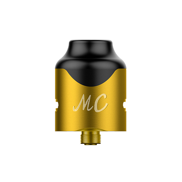 RDA atomizér SMOKJOY Mushroom Cloud (Zlatý)