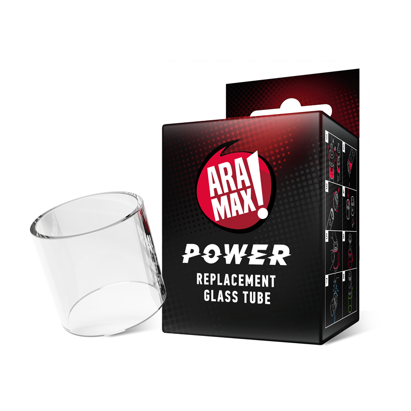 Náhradní pyrexové tělo pro Aramax Power (5ml)