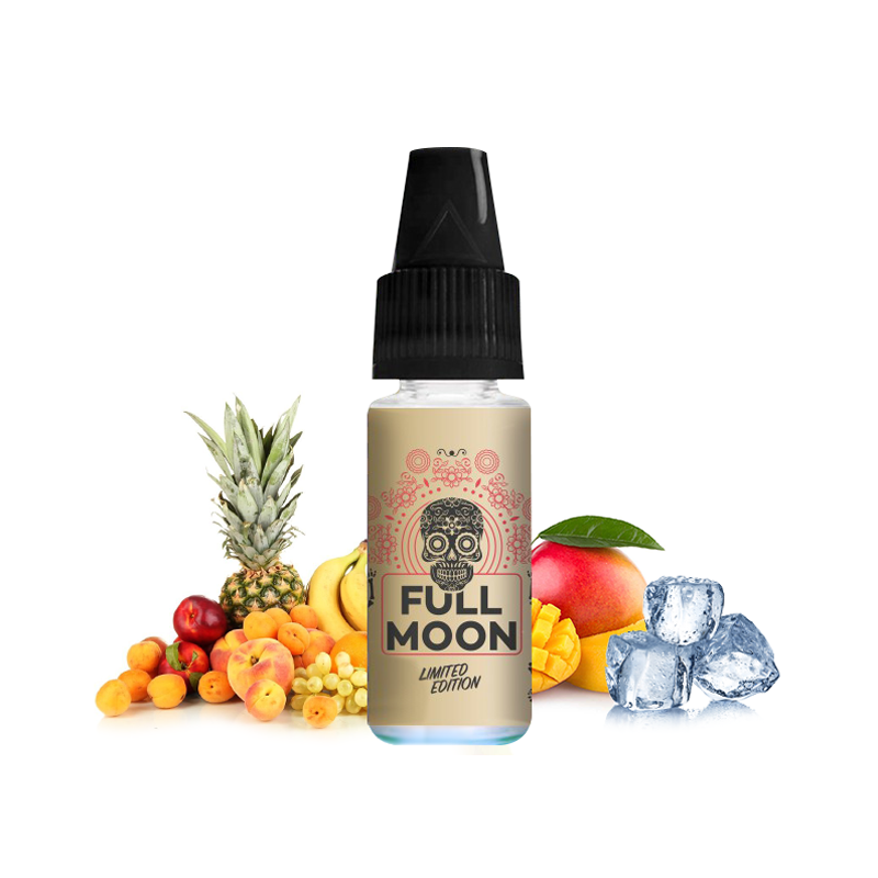 Příchuť Full Moon: Gold (Ledový tropický mix) 10ml