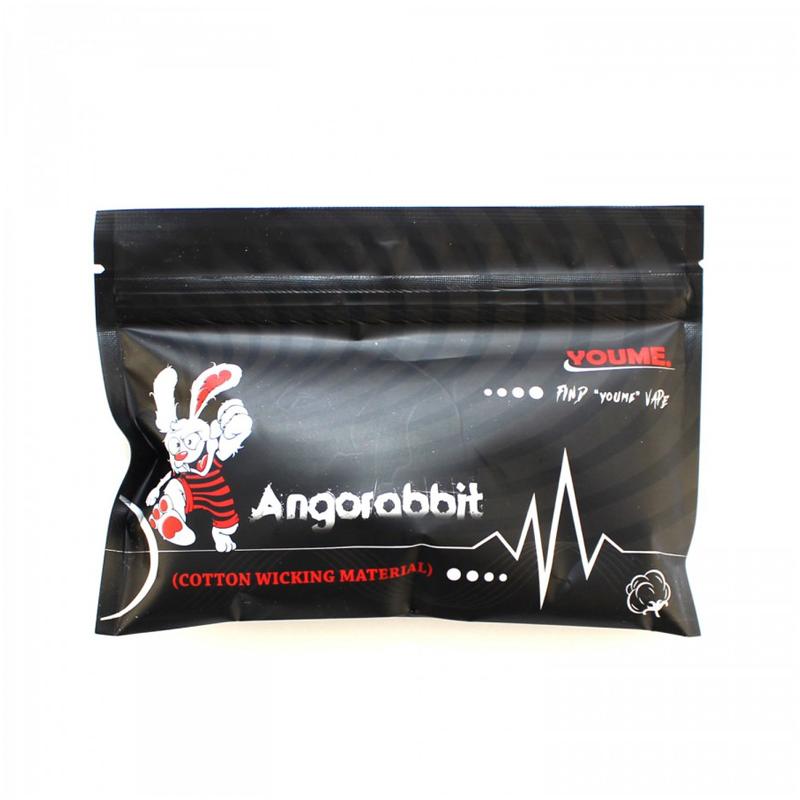 Přírodní vata Angorabbit Cotton