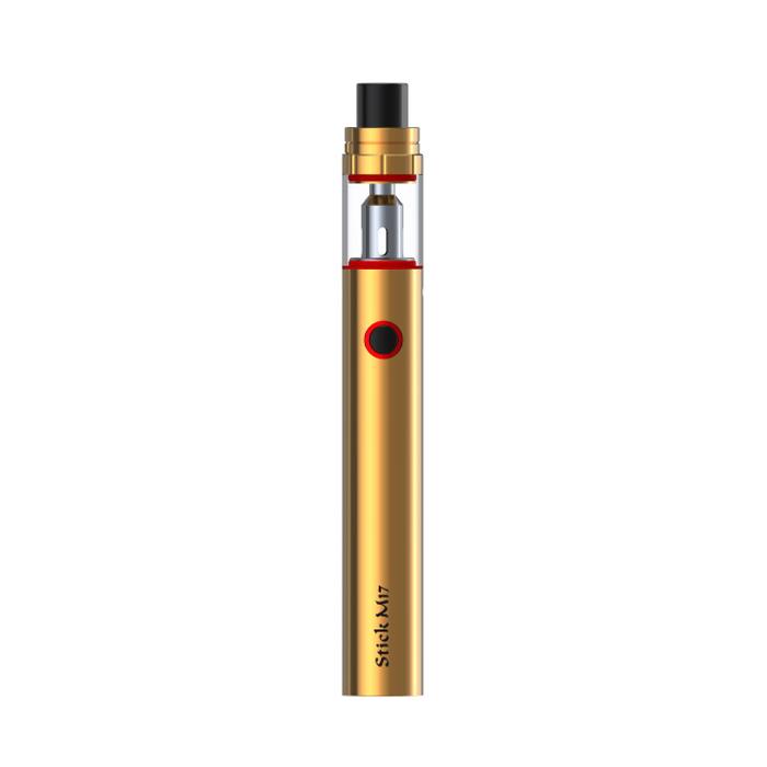 Elektronická cigareta: SMOK Stick M17 AIO (1300mAh) (Zlatá)