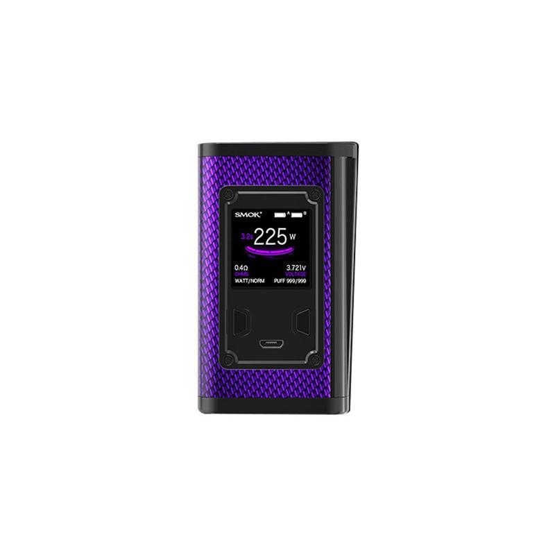 Elektronický grip: SMOK Majesty Mod (Carbon Purple)