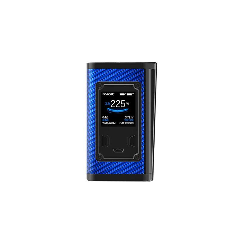 Elektronický grip: SMOK Majesty Mod (Carbon Blue)