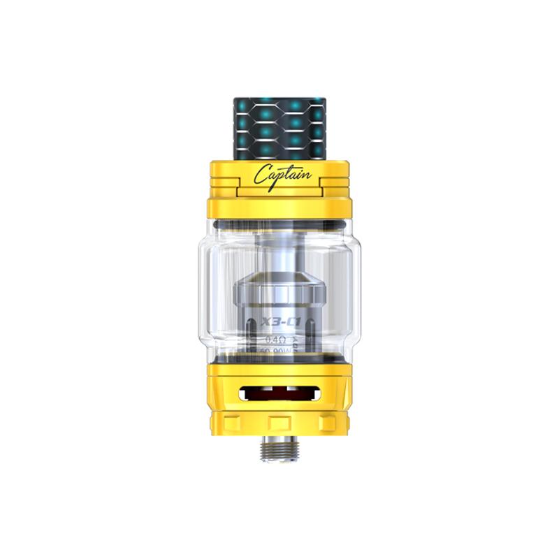Clearomizér IJOY Captain X3 (8ml) (Žlutý)