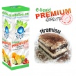 E-liquid: PREMIUM - 30ml / 24mg: TIRAMISU (Tiramisu)