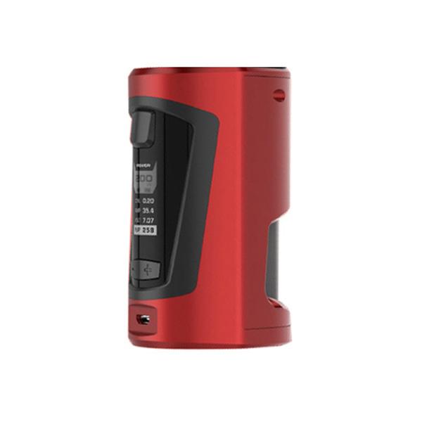 Elektronický grip: GeekVape GBOX Squonker Mod (Wine Red)