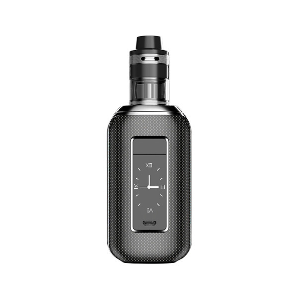 Elektronický grip: Aspire Skystar TS Kit s Revvo (Black Carbon Fiber)