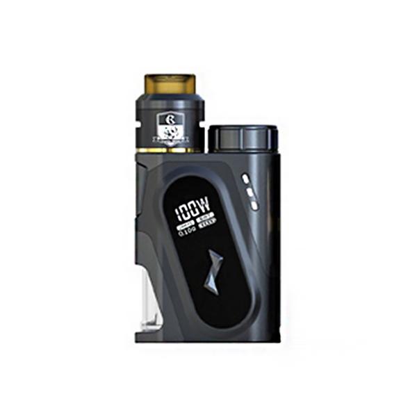 Elektronický grip: IJOY CAPO SRDA Squonker Kit (Black)