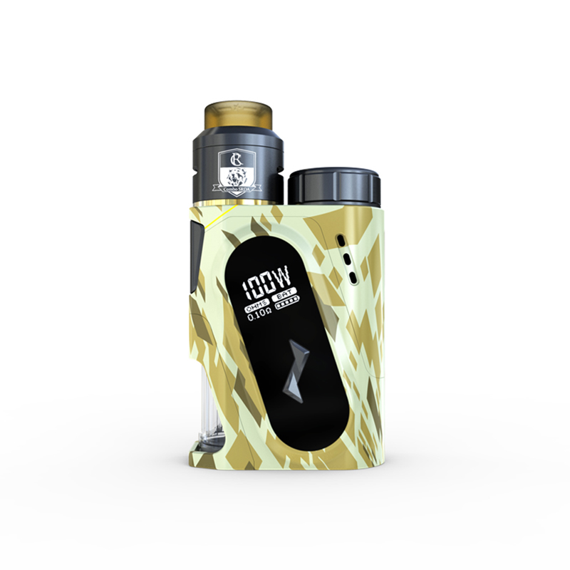 Elektronický grip: IJOY CAPO SRDA Squonker Kit (Desert Storm)