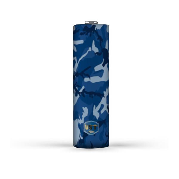 Smršťovací folie pro baterie 20700 (Marine Camo)