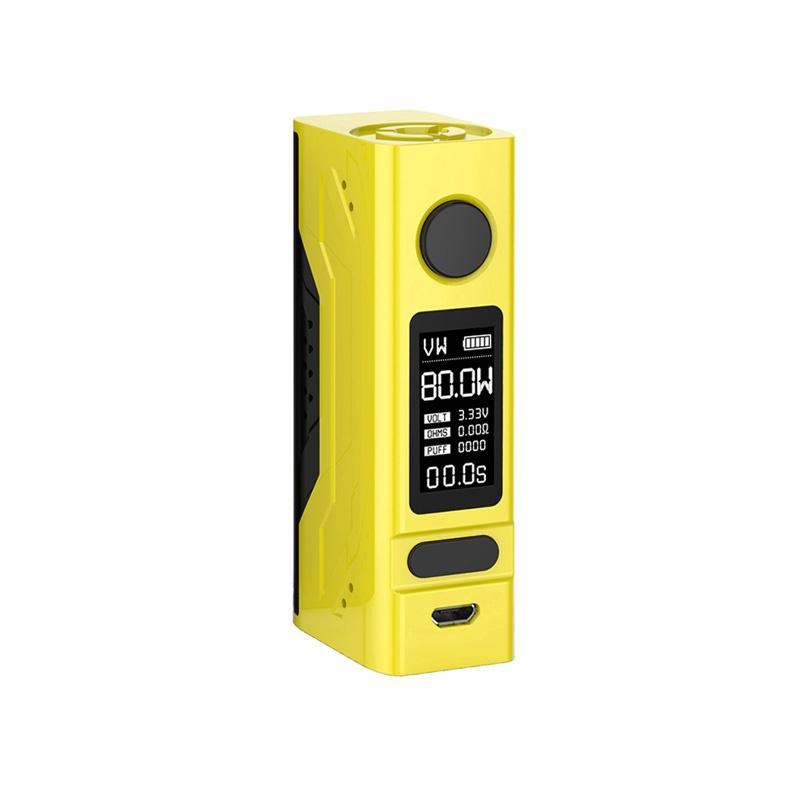 Elektronický grip: Smoant Battlestar Mini 80W (Žlutý)