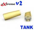 [!Doprodej] - Atomizér TANK (eXtreme v2) - (Zlatý)