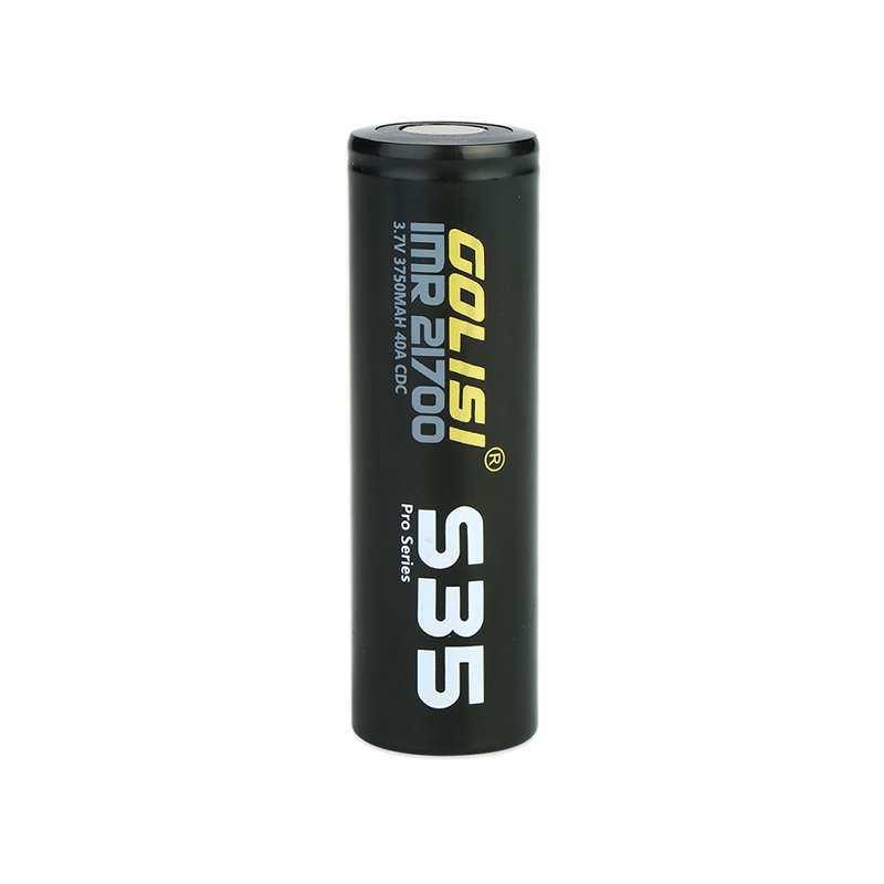 Baterie Golisi S35 IMR 21700 / 40A (3750mAh)