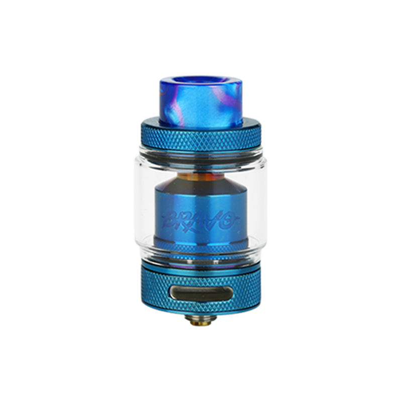 Clearomizér Wotofo Bravo RTA 4,5ml/6,0ml (Modrý)