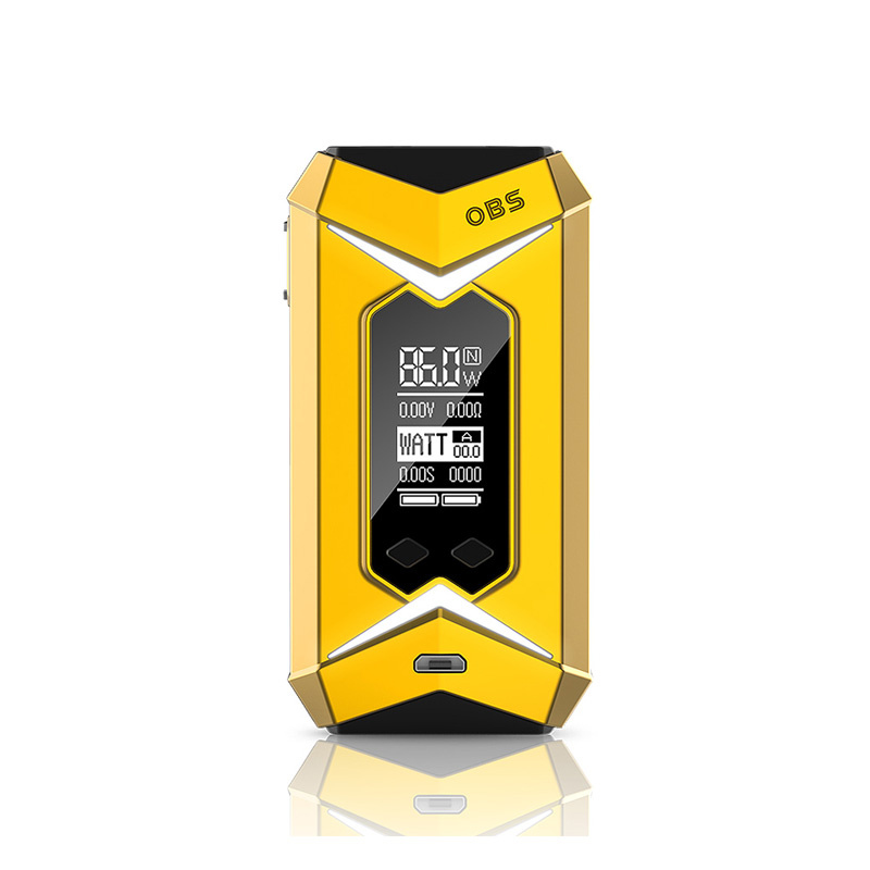 Elektronický grip: OBS Bat 218W MOD (Žlutý)