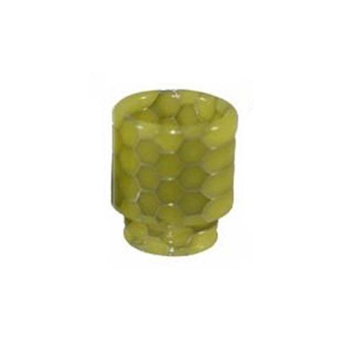 Resinový náustek 510 Snake Skin Drip Tip (Yellow)