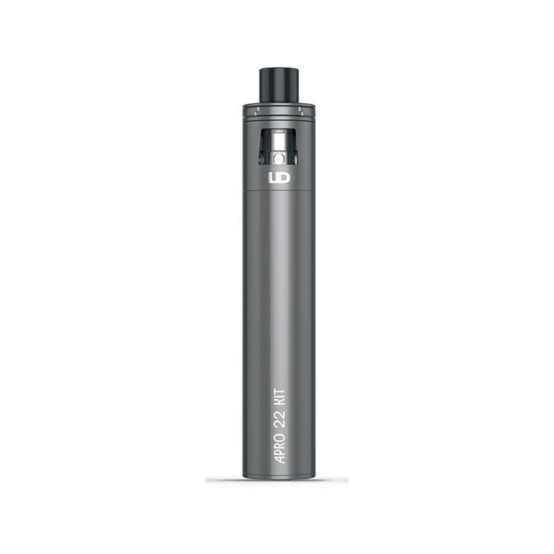 Elektronická cigareta: UD Apro 22 (2500mAh) (Černá)