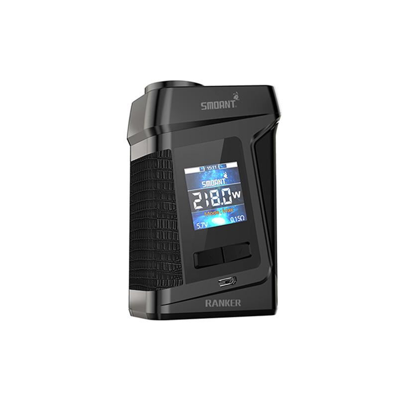 Elektronický grip: Smoant Ranker 218W Mod (Black)