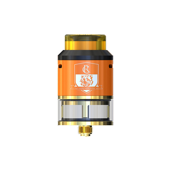 Clearomizér IJOY COMBO Squonk RDTA (4ml) (Matte Orange)