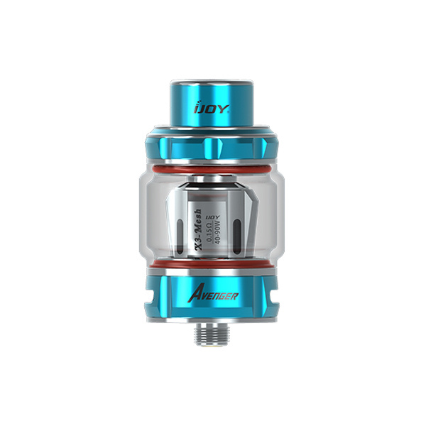 Clearomizér IJOY Avenger 3,2ml / 4,7ml (Blue)