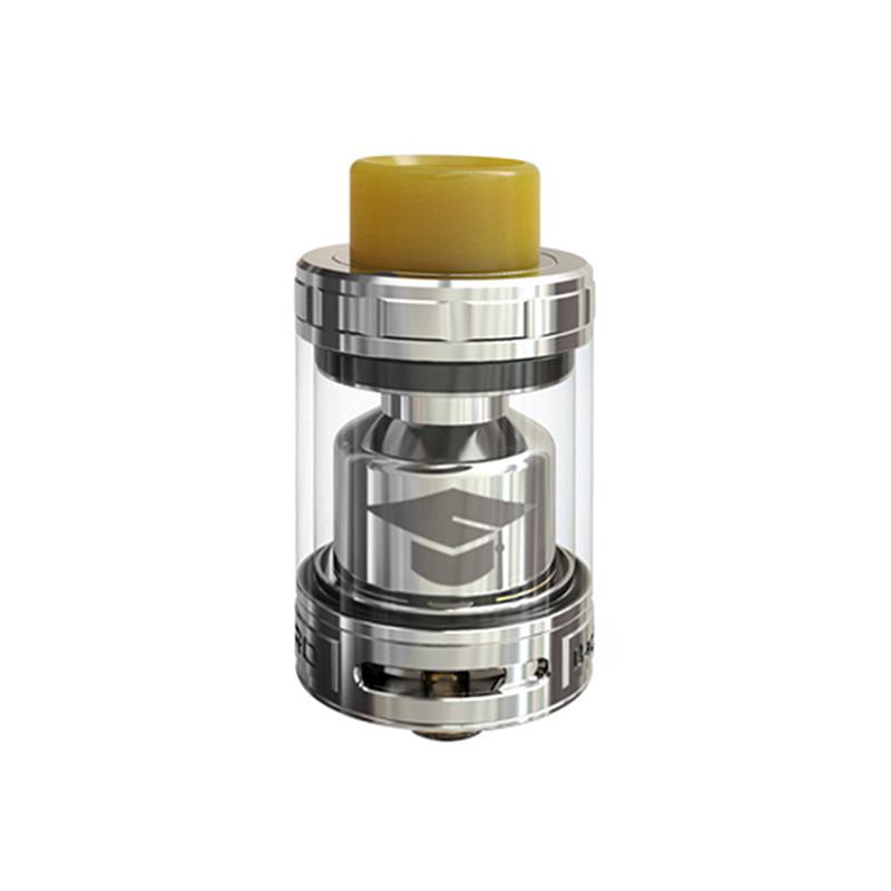 Clearomizér Ehpro Bachelor X RTA 3,5ml/5ml (Stříbrný)