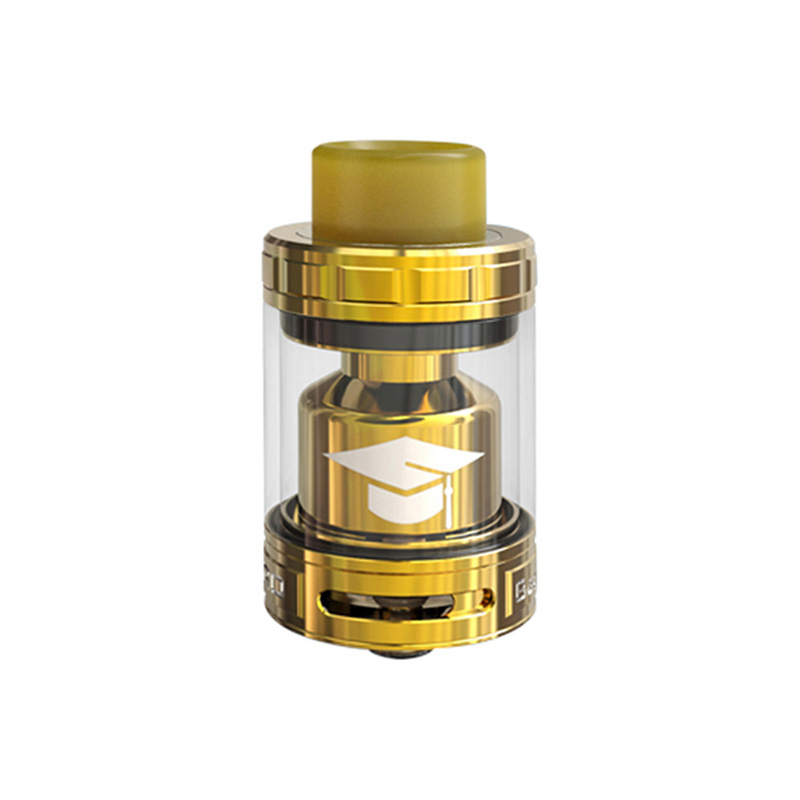 Clearomizér Ehpro Bachelor X RTA 3,5ml/5ml (Zlatý)