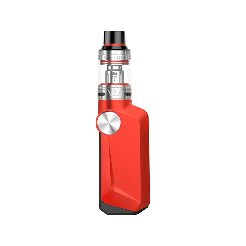 Elektronický grip: VooPoo Mojo Kit s UFORCE (2600mAh) (Červený)