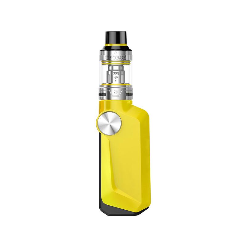 Elektronický grip: VooPoo Mojo Kit s UFORCE (2600mAh) (Žlutý)