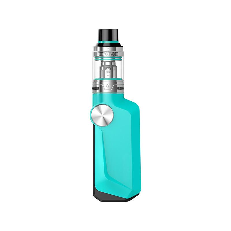 Elektronický grip: VooPoo Mojo Kit s UFORCE (2600mAh) (Modrý)