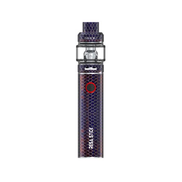 Elektronická cigareta: SMOK Resa Stick Starter Kit (2000mAh) (Fialová)