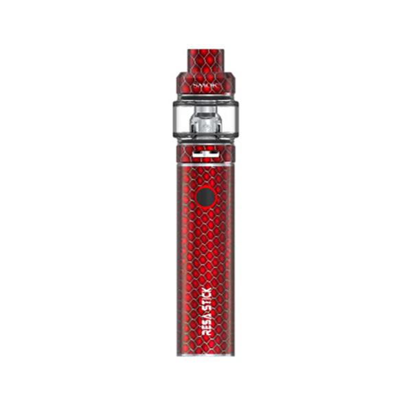 Elektronická cigareta: SMOK Resa Stick Starter Kit (2000mAh) (Červená)