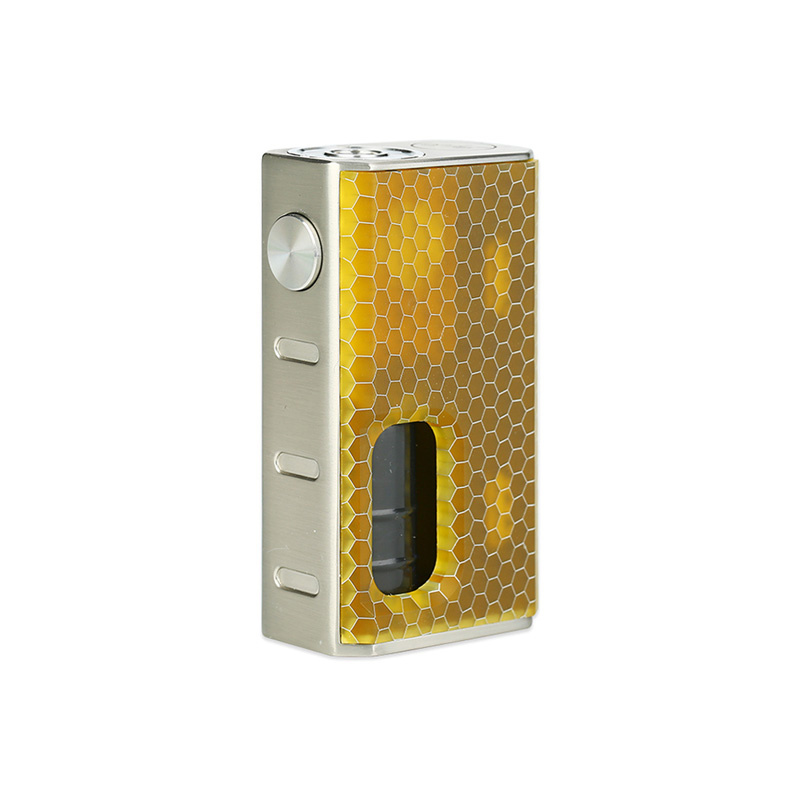 Mechanický grip: WISMEC Luxotic BF Box Mod (Honeycomb Resin)