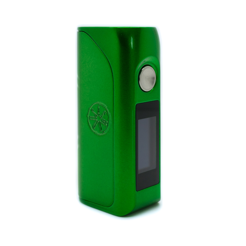 Elektronický grip: Asmodus Colossal Mod 80W (Green)
