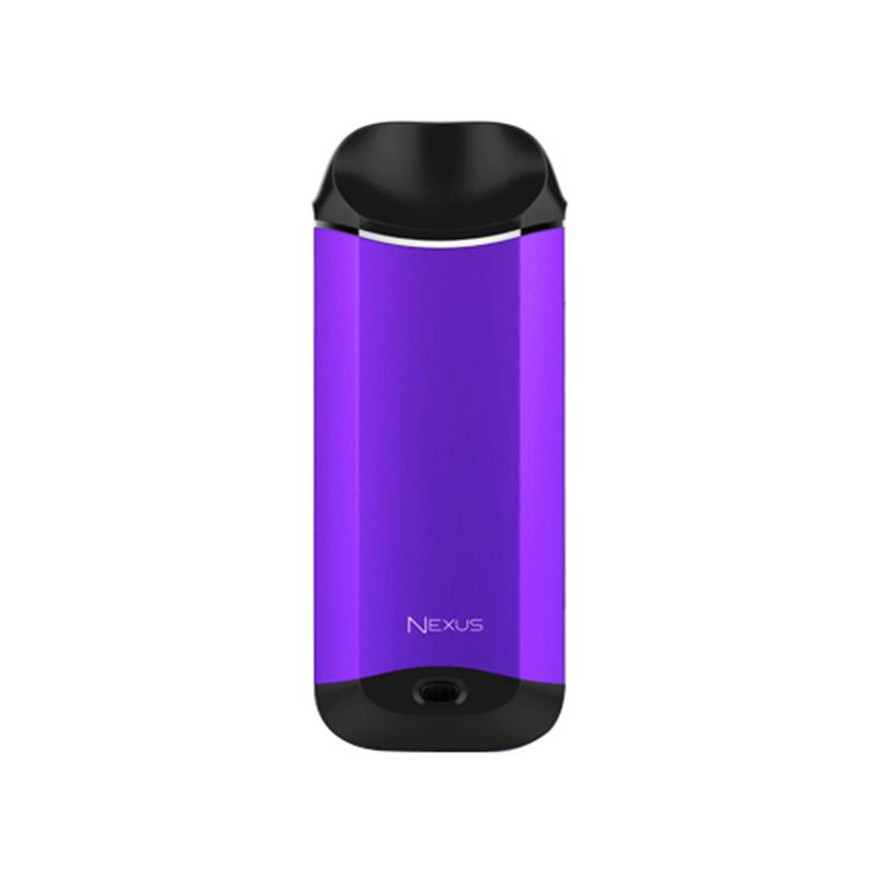 Elektronická cigareta: Vaporesso Nexus AIO Starter Kit (650mAh) (Fialová)