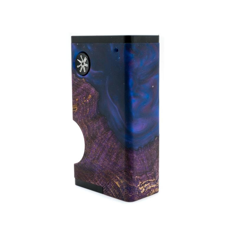 Elektronický grip: Asmodus Ultroner Luna Squonker (Purple)