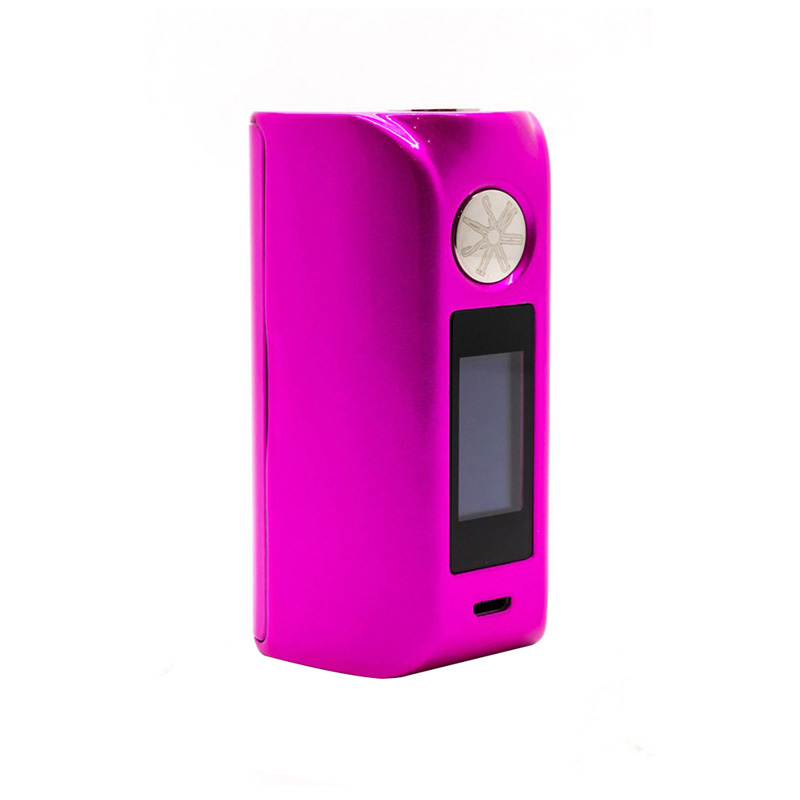 Elektronický grip: Asmodus Minikin V2 Box Mod (Pink)