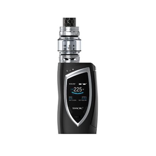 Elektronický grip: SMOK Devilkin Kit s TFV12 Prince (Black & Prism Chrome)