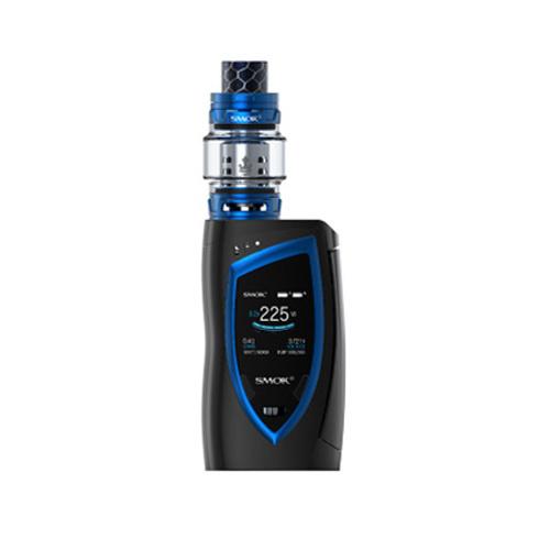 Elektronický grip: SMOK Devilkin Kit s TFV12 Prince (Black & Prism Blue)