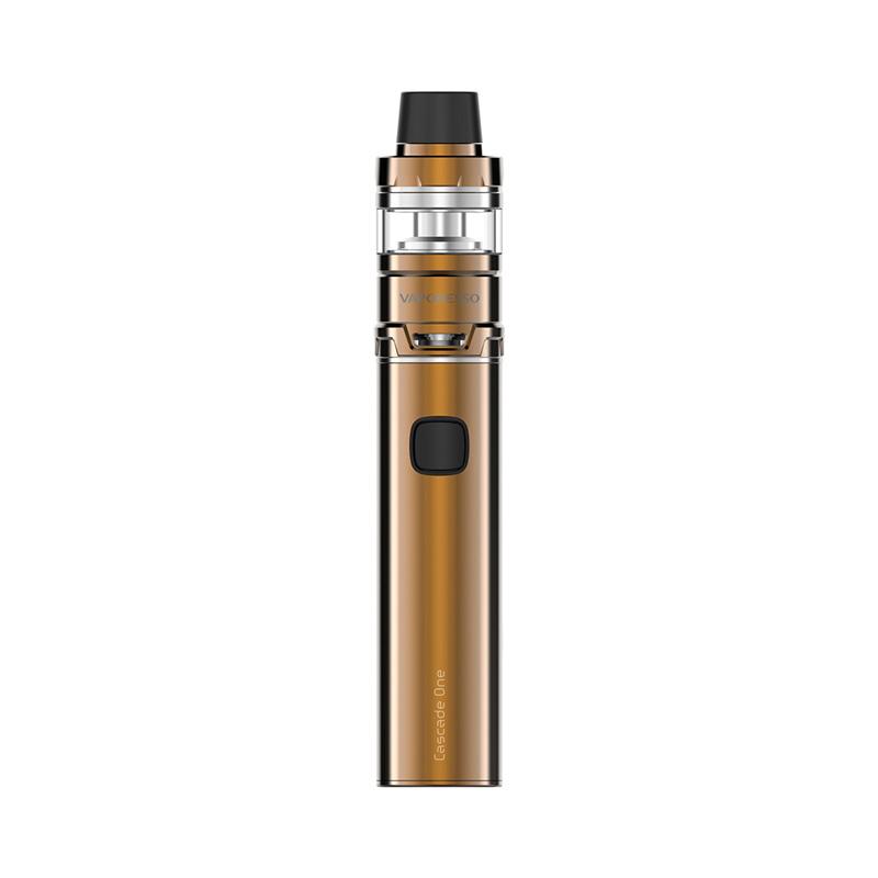Elektronická cigareta: Vaporesso Cascade One Starter Kit (1800mAh) (Zlatá)