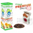 E-liquid: PREMIUM - 30ml / 24mg: LUCKY STRIKE (Lucky Color)