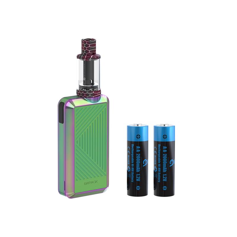 Elektronická cigareta: Joyetech Batpack Kit s ECO D16 (Dazzling)