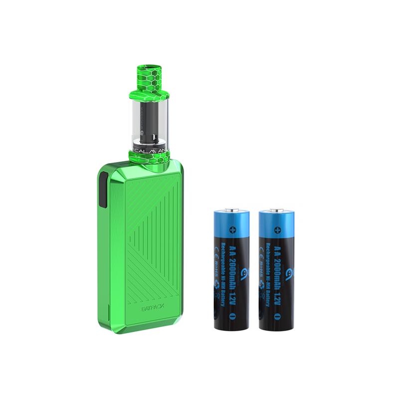 Elektronická cigareta: Joyetech Batpack Kit s ECO D16 (Green)