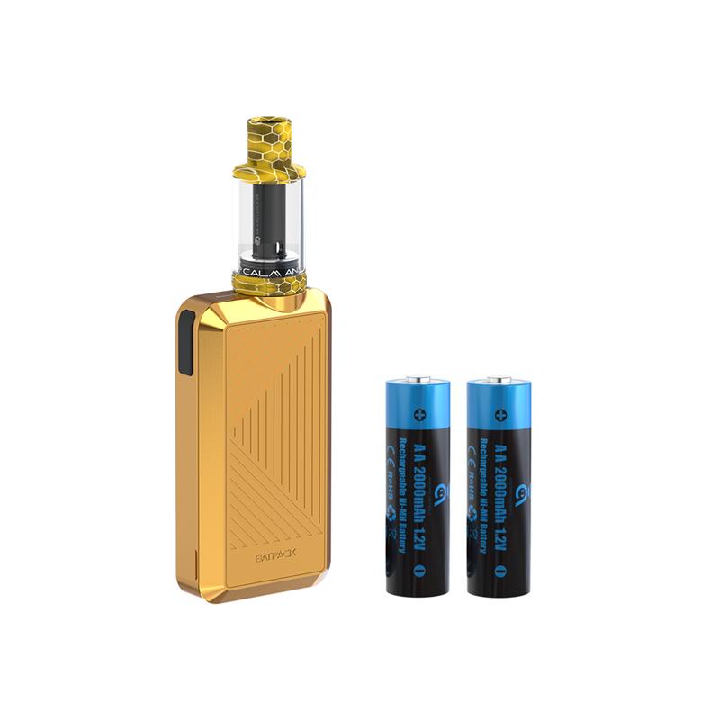 Elektronická cigareta: Joyetech Batpack Kit s ECO D16 (Gold)