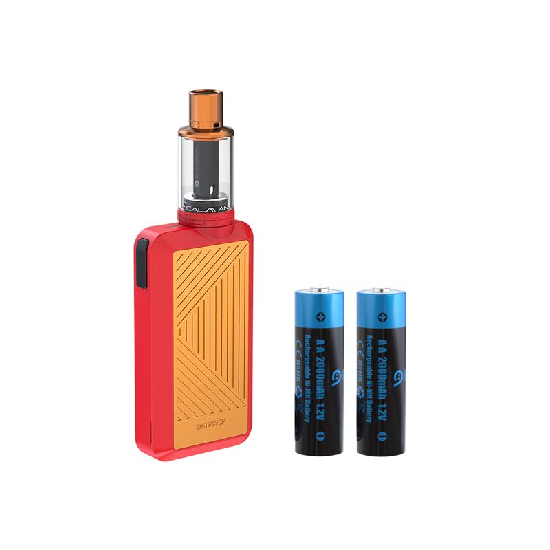 Elektronická cigareta: Joyetech Batpack Kit s ECO D16 (Red/Gold)