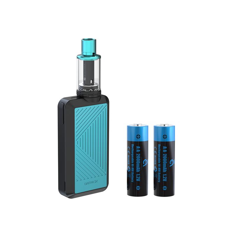 Elektronická cigareta: Joyetech Batpack Kit s ECO D16 (Black/Blue)